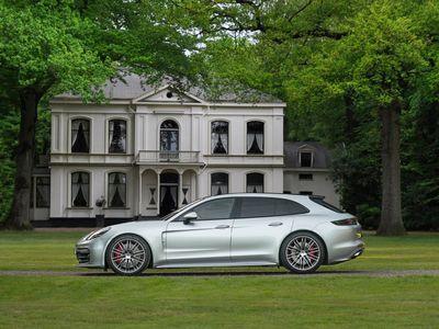 tweedehands Porsche Panamera Turbo Sport Turismo | SportDesign | Pano | Bose | Carbon trim | LED Matrix | etc!