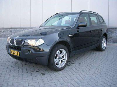 tweedehands BMW X3 3.0i Executive Leer+pano dak