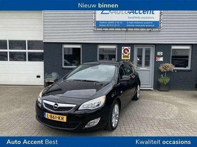 tweedehands Opel Astra 1.4 Turbo Sport Navi/Leder-Sport/Klima/Cruise/LMV/
