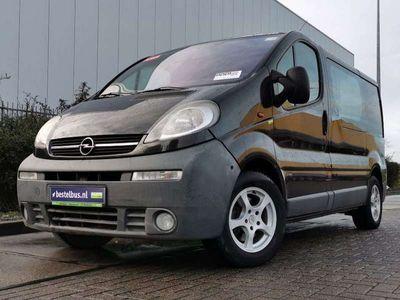 tweedehands Opel Vivaro 1.9