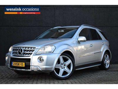 tweedehands Mercedes ML320 CDI | Navigatie | Stoelverwarming | Alcantara | Lu