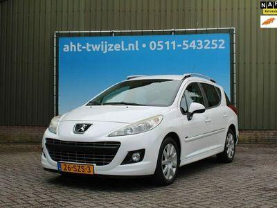 tweedehands Peugeot 207 1.6 VTi/LPG Sportium 120PK   Airco   Lichtmetaal   Elektrischeramen