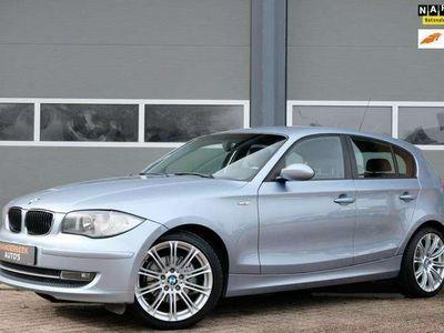 tweedehands BMW 120 120 i High Executive 170PK LEER 18'M