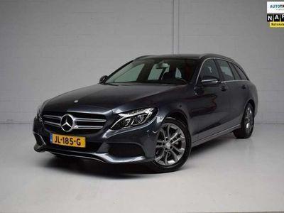 tweedehands Mercedes C180 Estate AUT Ambition LED / NAVI / ORG.NED / NAP / 1