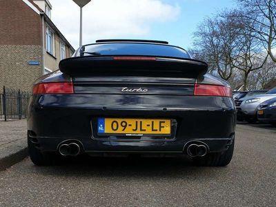 tweedehands Porsche 911 3.6 Coupé Turbo handbak origineel nl NAP