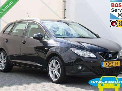 tweedehands Seat Ibiza ST 1.4 Style 84.000KM AIRCO NETTE AUTO !!