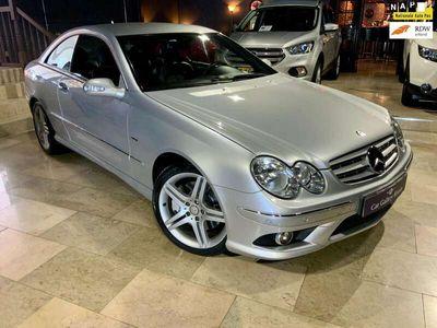 tweedehands Mercedes CLK200 Coupé Coupe AMG-Uitvoering 69.000Km 2e eigenaar ne