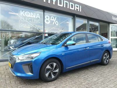 tweedehands Hyundai Ioniq 1.6 GDi Premium | Fietsendrager beugel | NL auto