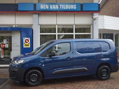 tweedehands Citroën Berlingo Van GB 1.6 BlueHDi 100pk Control XL Trekhaak