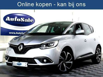 tweedehands Renault Scénic 1.3 TCe Intens AUT NAVI LED CAMERA LEDER LANE-ASSI