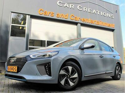 tweedehands Hyundai Ioniq 1.6 GDi Premium Nu 19.950 Euro! Nw. staat 1e Eigen
