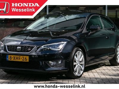 tweedehands Seat Leon SC 1.4i TSI FR Business - All in prijs | Navi | NL