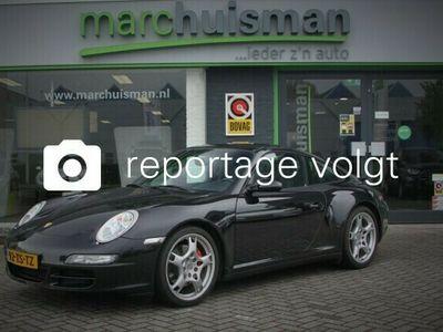 tweedehands Porsche 997 9973.8 (automaat) / NL AUTO / NAVI / LEDER INTERIEUR