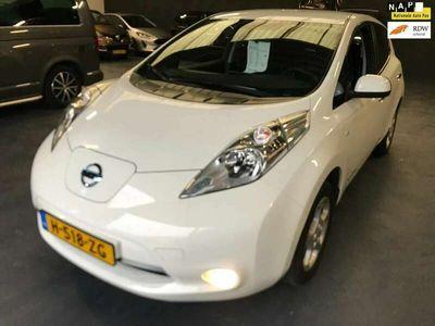 tweedehands Nissan Leaf Visia 24 kWh 5 deurs automaat eigen accu clima weg