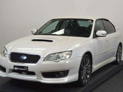 tweedehands Subaru Legacy B4 2.0GT SPEC.B