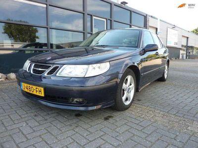tweedehands Saab 9-5 2.3t Linear Sedan Youngtimer / Trekhaak