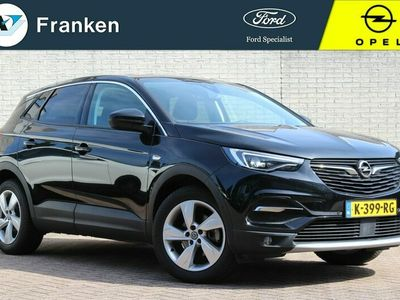 tweedehands Opel Grandland X 1.2T 130PK AUT Innovation   Panoramadak   Navigatie   AGR   LED