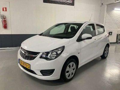 tweedehands Opel Karl Karl1.0 120 jr edt.. AC, S/S, Media radio