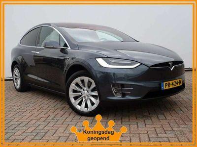 tweedehands Tesla Model X 4% 90D 429pk Autopilot Free charging *ex BTW* Trek