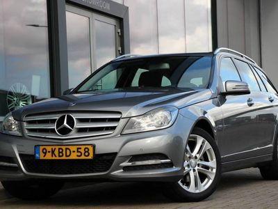 tweedehands Mercedes 180 C-Klasse EstateAvantgarde | Dealer onderhouden |