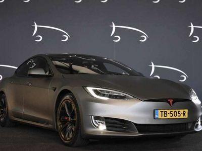 """tweedehands Tesla Model S 100D PANODAK 20""""LMV ORIG.NL AUTO 42000KM!"""