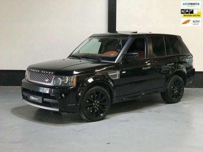 tweedehands Land Rover Range Rover Sport Grijs Kenteken   Luchtvering   Dakraam   Trekhaak