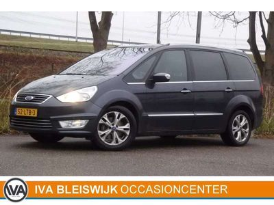 tweedehands Ford Galaxy 2.0 SCTi Titanium 7 persoons automaat navi clima pdc lmv