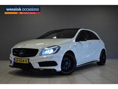 tweedehands Mercedes A250 Sport Ambition AMG Styling | H&K audio | Sportstoelen | Automaat | Navigatie