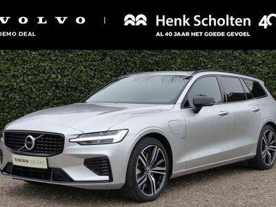 tweedehands Volvo V60 T6 Recharge AWD R-Design Panoramadak, E