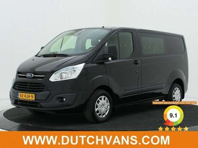 tweedehands Ford Custom Transit2.2TDCI Dubbele Cabine Ambition | Airco | Cruise |