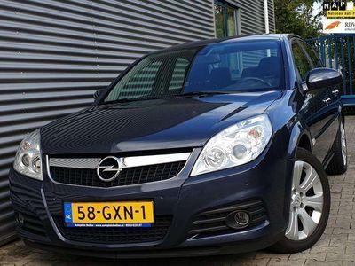 tweedehands Opel Vectra 1.9 CDTi Executive 09-2008 Metro Blue Metallic Net