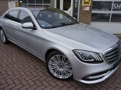 tweedehands Mercedes S560 Limousine L 4-Matic 345KW Prestige Plus