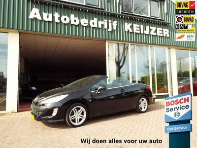 tweedehands Peugeot 308 CC 1.6 THP Sport Pack CLIMA-CRUISE-BOVAG