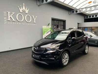 tweedehands Opel Mokka X 1.4 Turbo Black Edition 140pk 6-12 m garantie