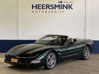 tweedehands Chevrolet Corvette Cv. 5.7 V8 Convertible A | Borla Exhaust | Bose