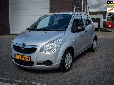 tweedehands Opel Agila 1.0 Essentia Lage kmstand! 1ste eigenaar.