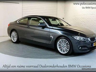 tweedehands BMW 420 420 Coupé d AUTOMAAT*NAVIG*LEDER*XENON*NAP* 420