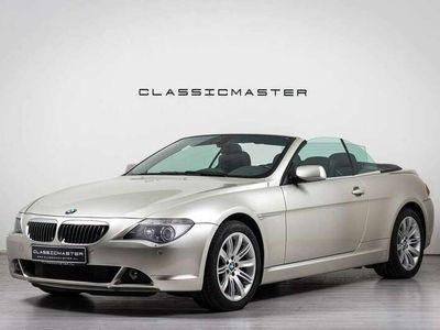 tweedehands BMW 650 Cabriolet 650i Btw auto, Fiscale waarde € 12.000,-