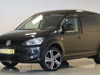 tweedehands VW Caddy 1.6TDI Maxi
