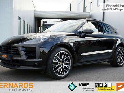tweedehands Porsche Macan S 3.0 *Sportstoelen *Luchtvering *Lane Assist