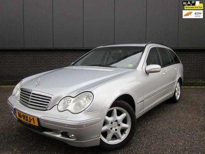 tweedehands Mercedes C320 Combi Elegance 4-Matic