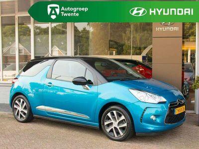 tweedehands Citroën DS3 1.2 VTi Chic | Navigatie | Cruise control | 1e Eig