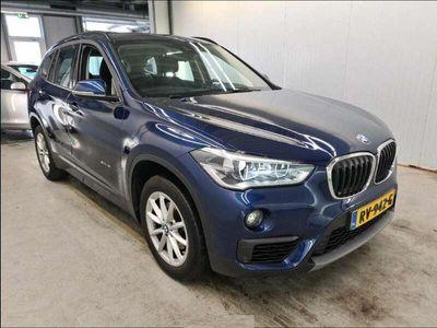 tweedehands BMW X1 sDrive18i Executive AUT. *NAVI+LED-LIGHTS+CAMERA+ECC+PDC+CRUISE*