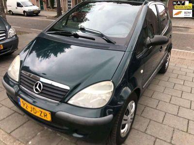 tweedehands Mercedes A140 Elegance Lang apk 15-9-2020