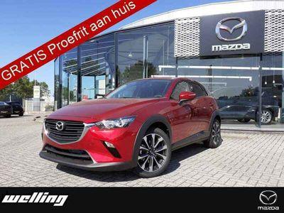tweedehands Mazda CX-3 SkyActiv-G 120 | Sport SΈlectric |