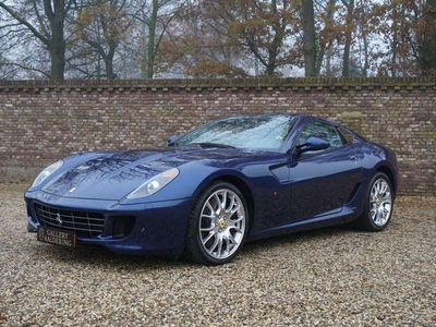 tweedehands Ferrari 599 GTB Manual 6-Speed One of only 10 made! Only one