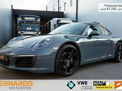 tweedehands Porsche 911 Carrera 991 991.2 3.0*Sportstoelen *Panorama *Sportui