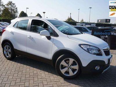 tweedehands Opel Mokka 1.6 Selection Airco Navi Lm.velgen Cruise Pdc Trek