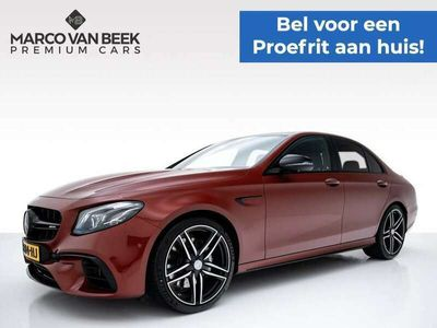 tweedehands Mercedes E63 AMG 4Matic+ Nw.Pr. € 175.292 Facelift Night Distronic+