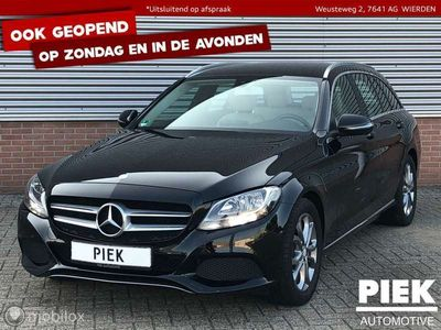 tweedehands Mercedes C160 Estate Avantgarde NIEUWSTAAT!
